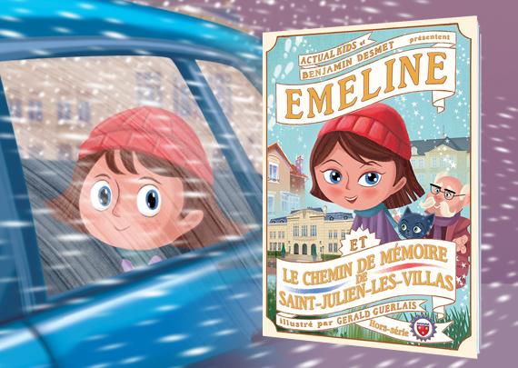 [Hors série] Émeline et le chemin de mémoire de Saint-Julien-les-Villas